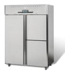Armadio Refrigerato Elite 1400lt Combinato