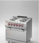 Cucina Elettrica 4 Piastre tip.2