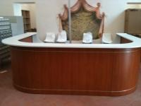 Reception Biblioteca