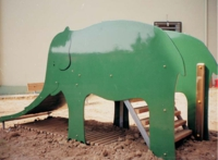 Scivolo Elefante