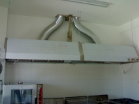 Sistema di aspirazione da 4,5 metri
